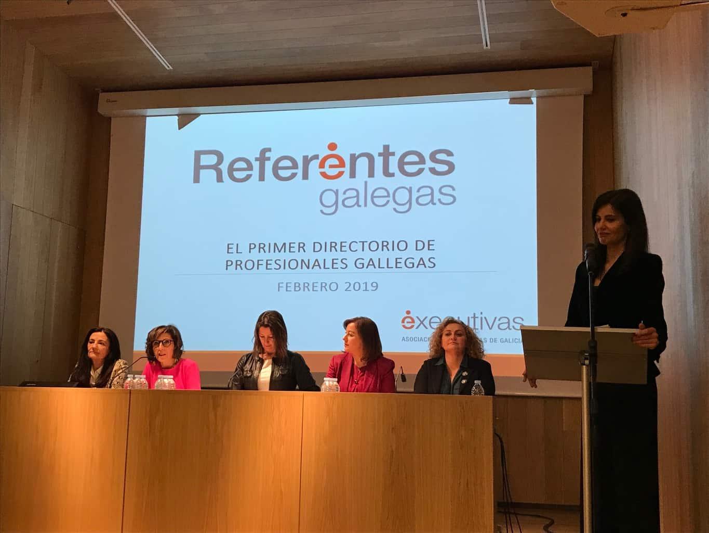 Más de un centenar de personas apoyan el programa Referentes Galegas en su presentación en Lugo