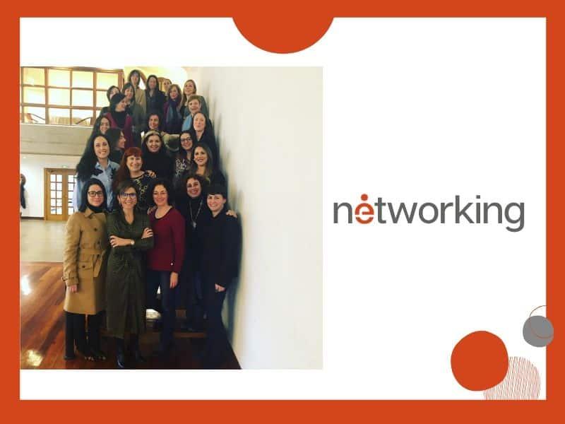 Éxito de la comida de networking en A Coruña