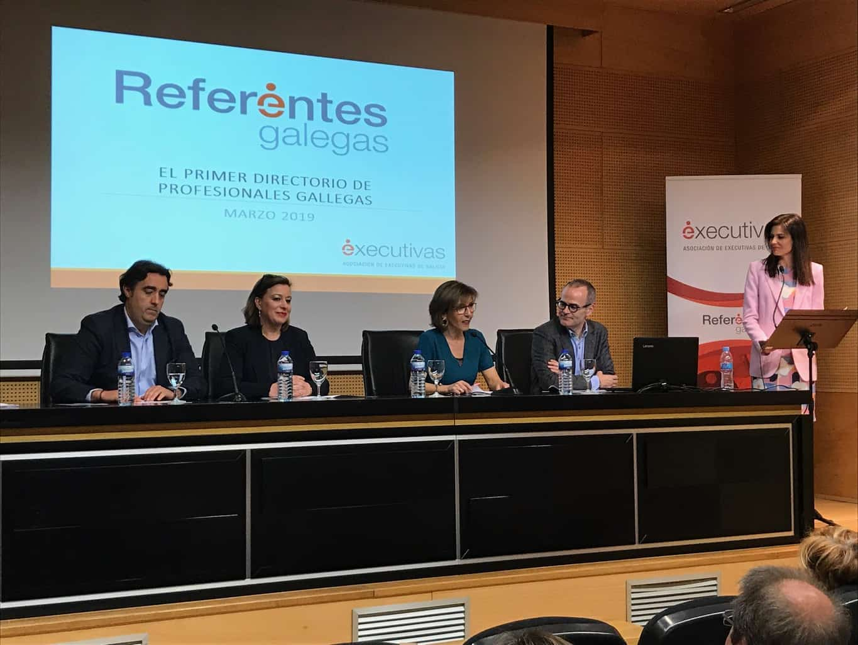 Ourense abre sus puertas al programa Referentes Galegas de Executivas de Galicia