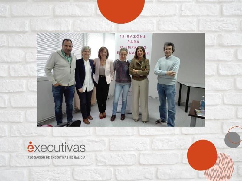 """Executivas celebró una jornada sobre emprendimiento en el rural en Vilalba dentro del programa """"12 Razóns para o emprego en igualdade"""""""