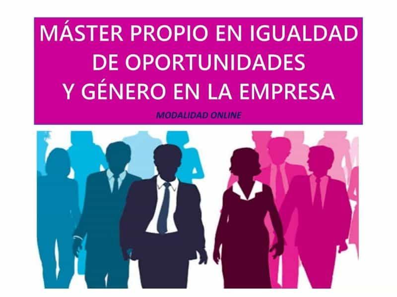 Executivas de Galicia colabora en la organización del Máster Propio en Igualdad de Oportunidades y Género en la Empresa de la USC