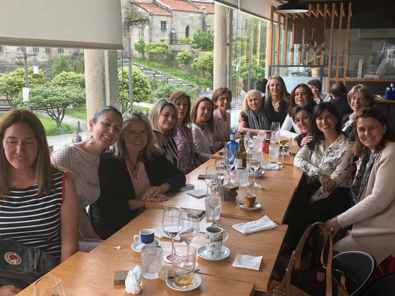 Éxito de convocatoria en el networking celebrado en Pontevedra