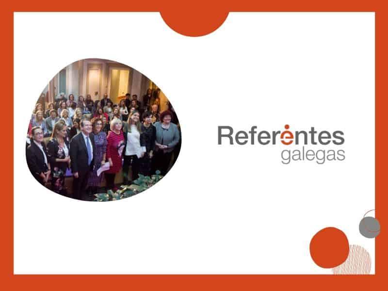 A Coruña acoge el próximo viernes 28 de febrero la presentación de Referentes Galegas