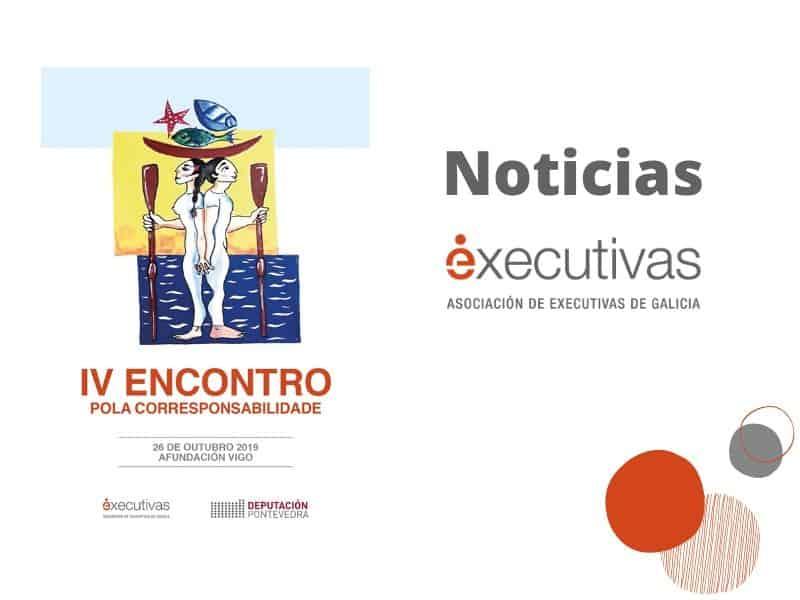 Inscríbeche no IV  Encontro  pola  Corresponsabilidade que se celebra este sábado 26 en Vigo