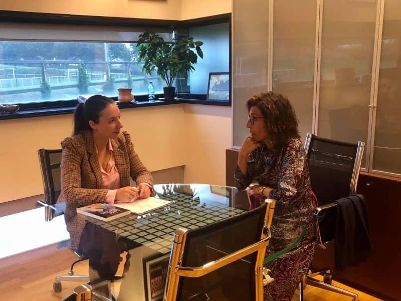 Executivas e a  Direción  Xeral de  Xuventude dá Xunta poñen en marcha o programa Fomento  do  emprego  xuvenil feminino
