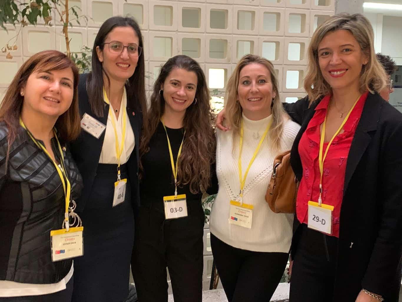 Executivas de Galicia participa no EURO- FEM  First  International Focus  Group que se celebra esta semana en Santiago de Compostela