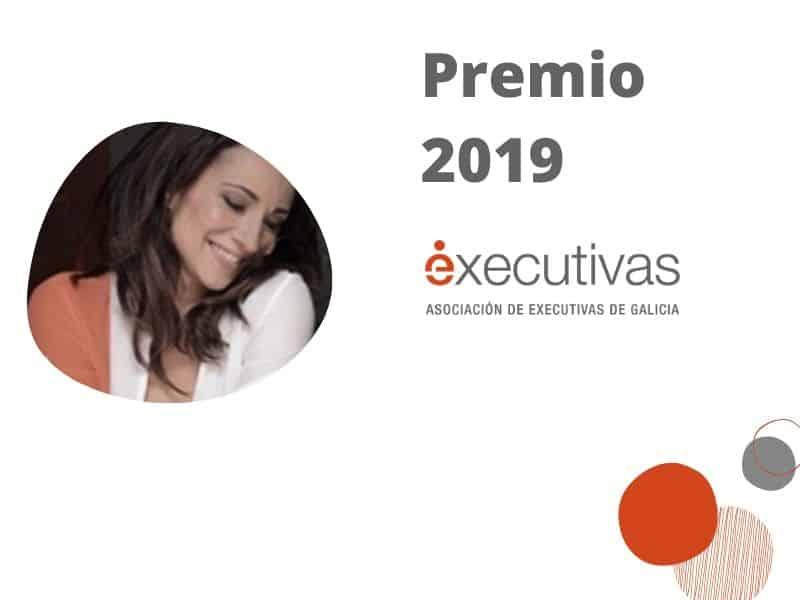 A presentadora e comunicadora Silvia Jato recibirá o Premio  Executivas 2019
