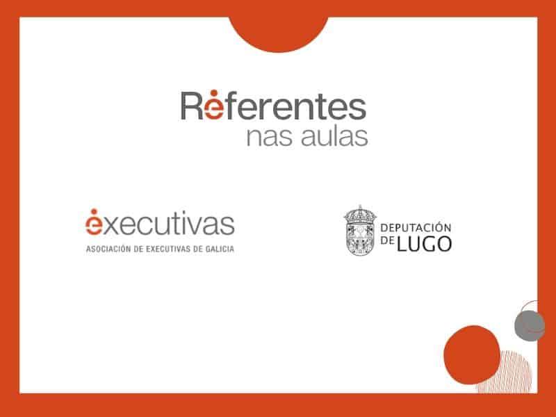 Referentes Galegas nas Aulas acerca mujeres referentes a más de 500 alumnos y alumnas de la provincia de Lugo