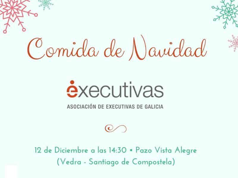 Executivas celebra el próximo jueves 12 la comida networking de Navidad