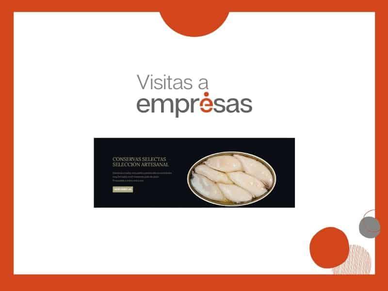 Executivas organiza una visita a la Real Conservera Española para el próximo 7 de febrero
