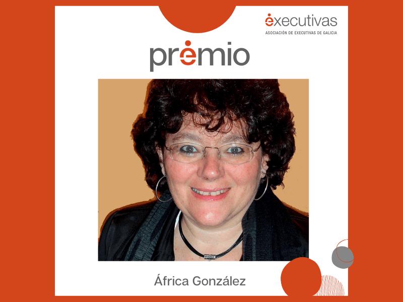 Executivas de Galicia concede el Premio Executivas 2020 a África González, catedrática de Inmunología