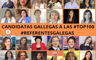 Unha ampla representación galega e de Executivas de Galicia entre as candidatas a Top 100 de Mujeres Máis Influentes de España