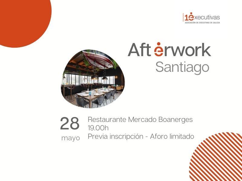 Afterwork en Santiago 28 de mayo