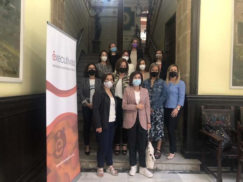 Executivas de Galicia retoma su actividad presencial en Ourense