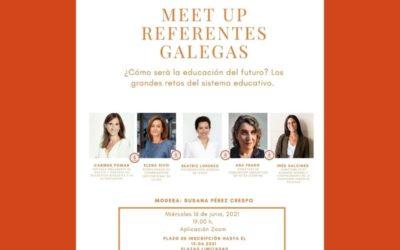 V Meet-up Referentes Galegas: Como será a educación do futuro?