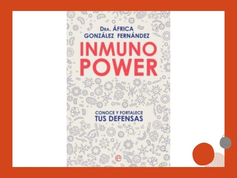 África González, socia de Executivas publica o seu libro INMUNO POWER